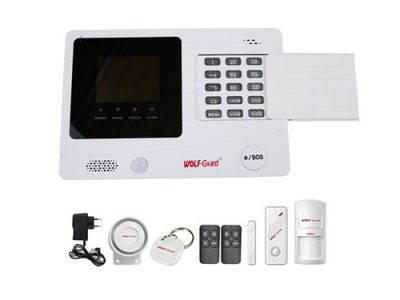 ALARMA WIRELESS WOLF-GUARD YL-007M2K GSM