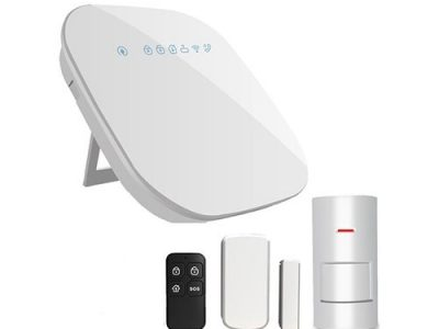 ALARMA WIRELESS WOLF-GUARD YL-007WP1 PSTN