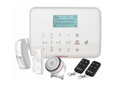ALARMA WIRELESS WOLF-GUARD YL-007MT1 GSM